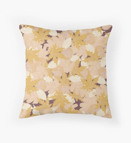 Muted Fall #redbubble #fall Floor Pillow