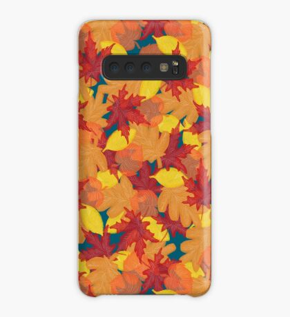 Bright Fall #redbubble #fall Case/Skin for Samsung Galaxy