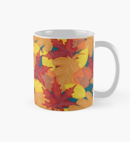 Bright Fall #redbubble #fall Mug