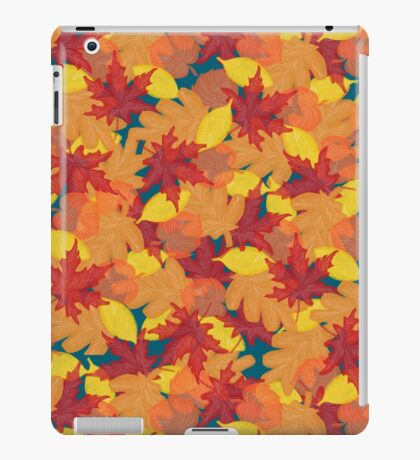 Bright Fall #redbubble #fall iPad Case/Skin