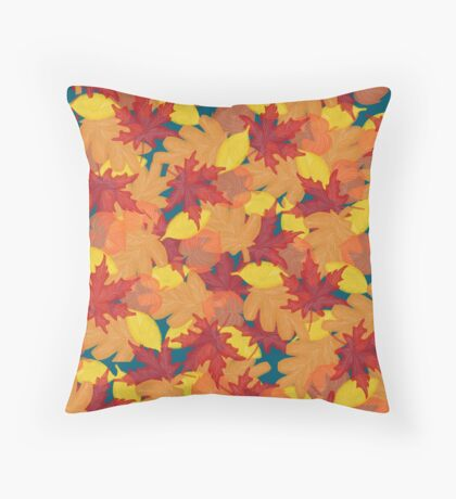 Bright Fall #redbubble #fall Floor Pillow