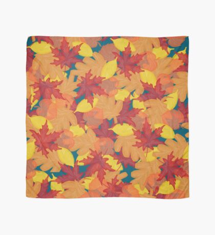 Bright Fall #redbubble #fall Scarf