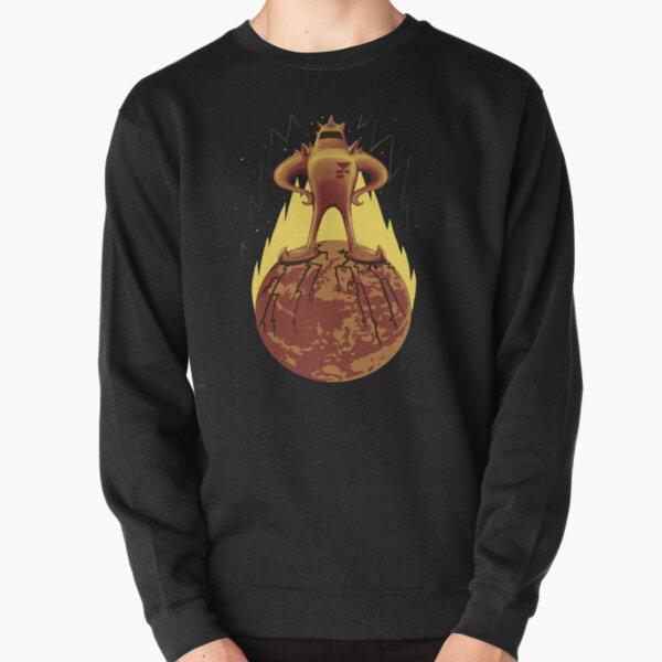 Starman Own Earth Pullover Sweatshirt