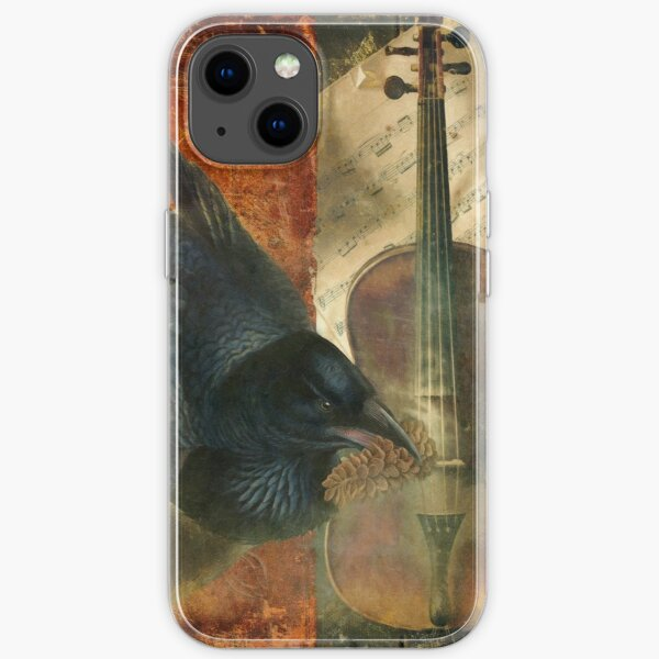 Nevermore iPhone Soft Case