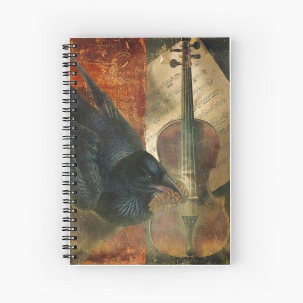 Nevermore Spiral Notebook