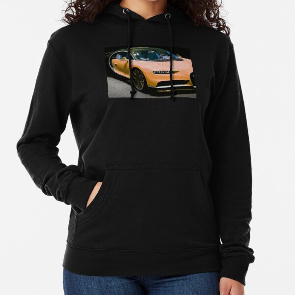 Bugatti Chiron Lightweight Hoodie