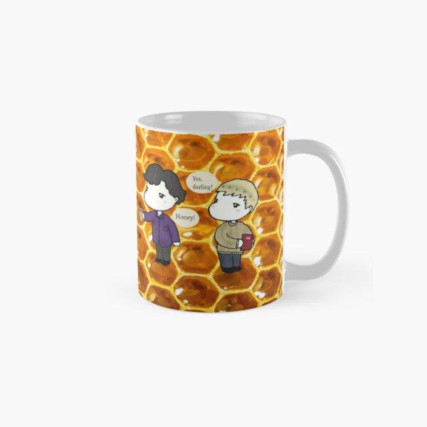 Sherlock and bees Classic Mug