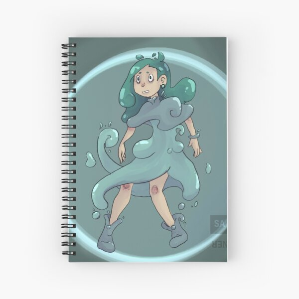 The water witch who couldnt cry Spiralblock