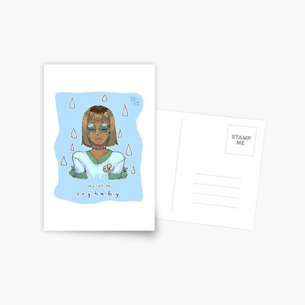 Crybaby Postkarte