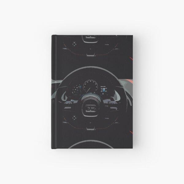 Bugatti Chiron Sport Interior Hardcover Journal