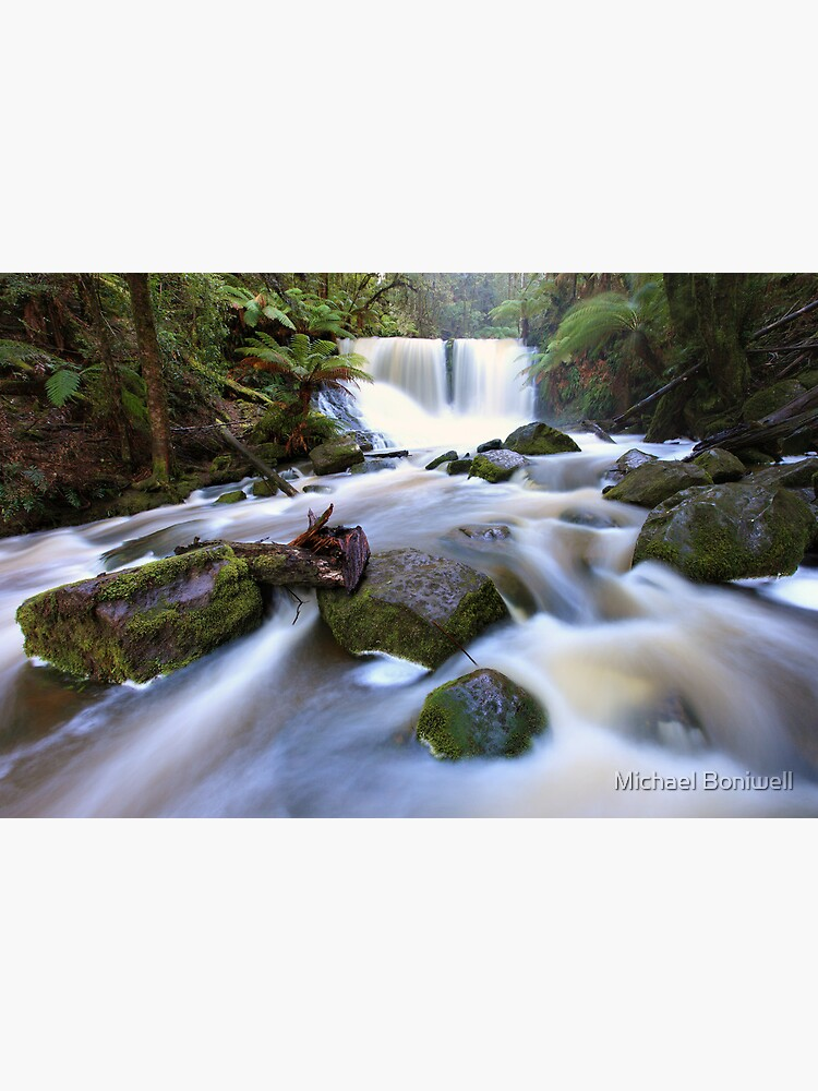 Horseshoe Falls, Tasmania, Australia by Chockstone
