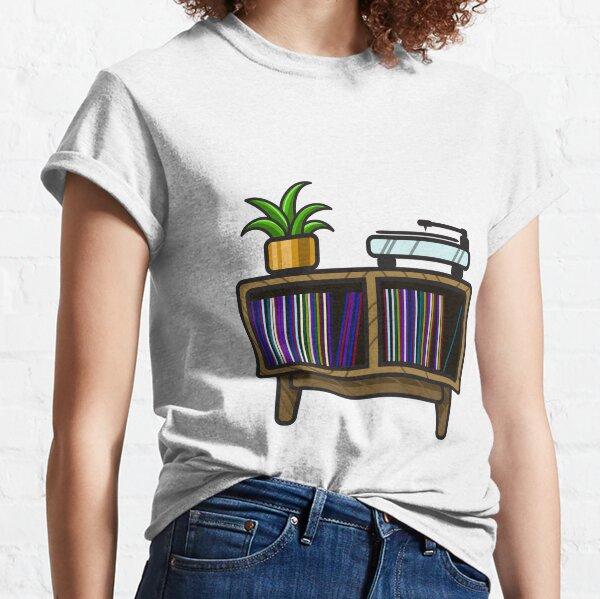 Retro Record Player Classic T-Shirt