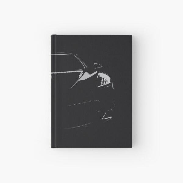 Bugatti La Voiture Noire Hardcover Journal