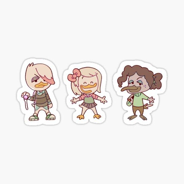 Ducktales: Team Magic  Sticker