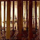 Like water under the bridge... by Earl McCall