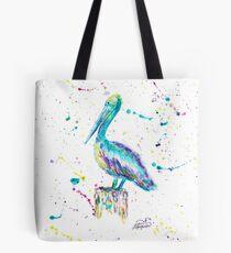 Pelican by Jan Marvin Tote Bag