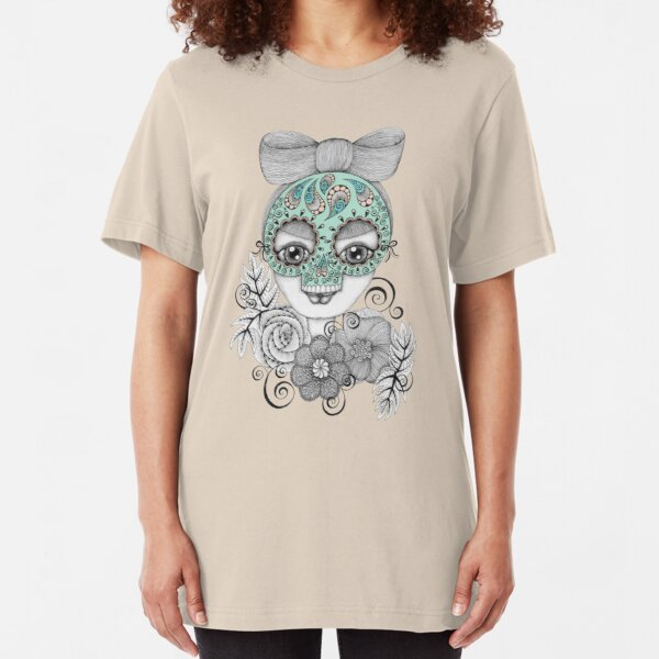 Festive Facade Slim Fit T-Shirt