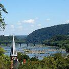 Harpers Ferry by DDLeach