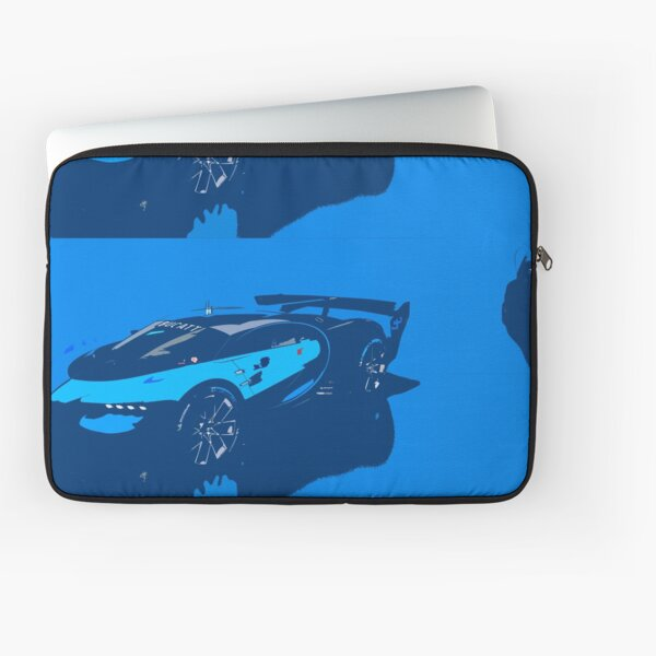 Bugatti Vision Gran Turismo Laptop Sleeve