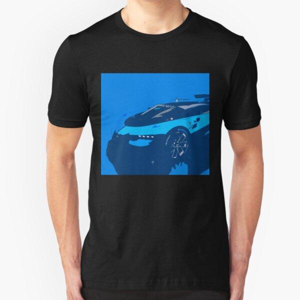 Bugatti Vision Gran Turismo Slim Fit T-Shirt
