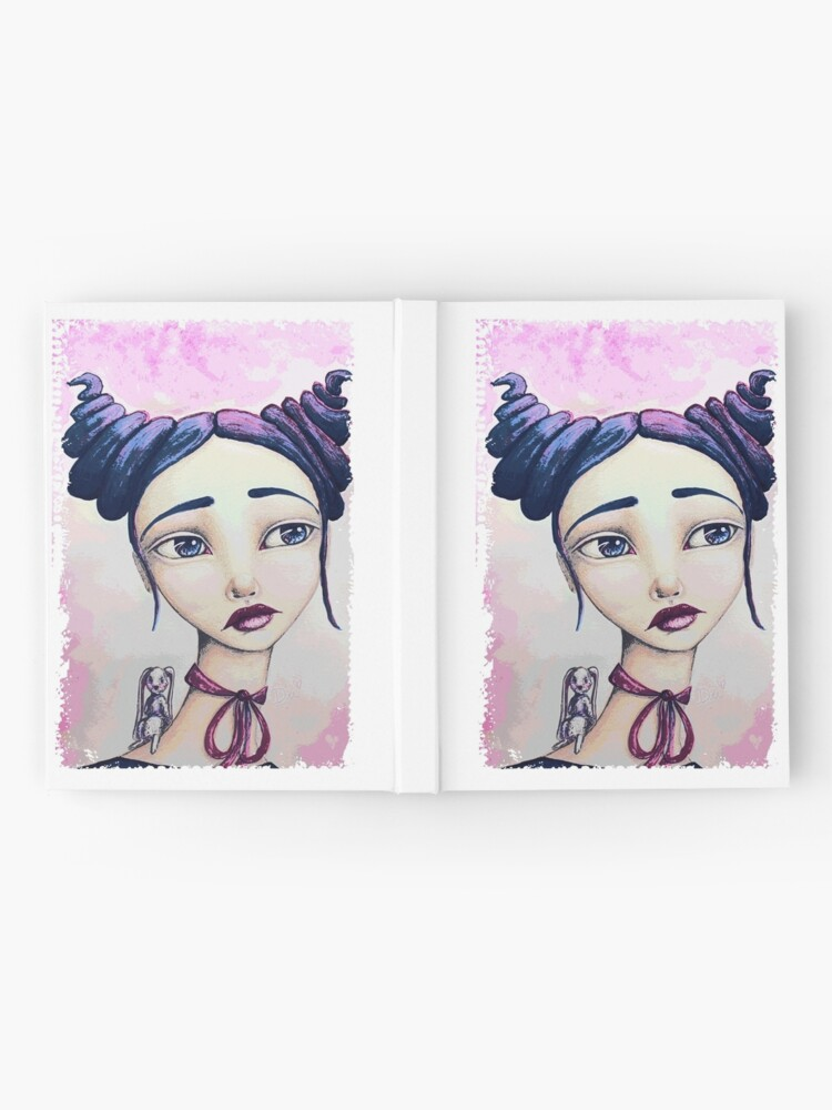 Alternate view of Bunny and Me Hardcover Journal