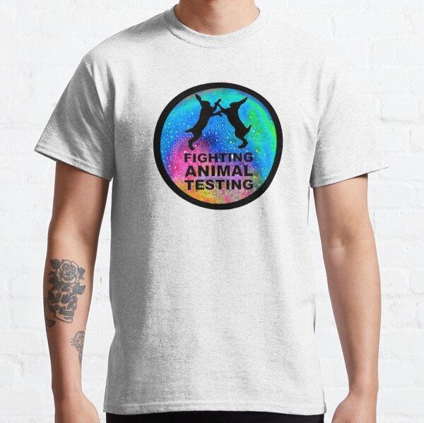 Lush Fight Animal Testing Classic T-Shirt