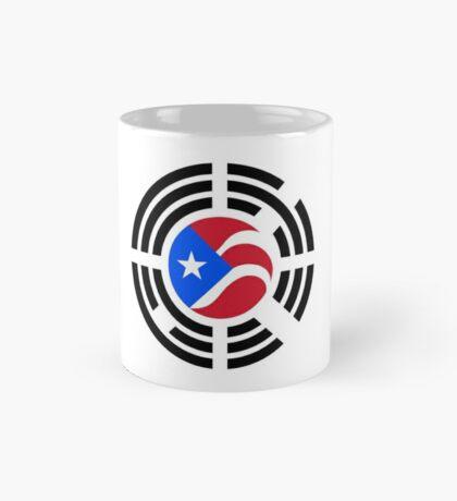 Puerto Rican Korean Multinational Patriot Flag Series Mug