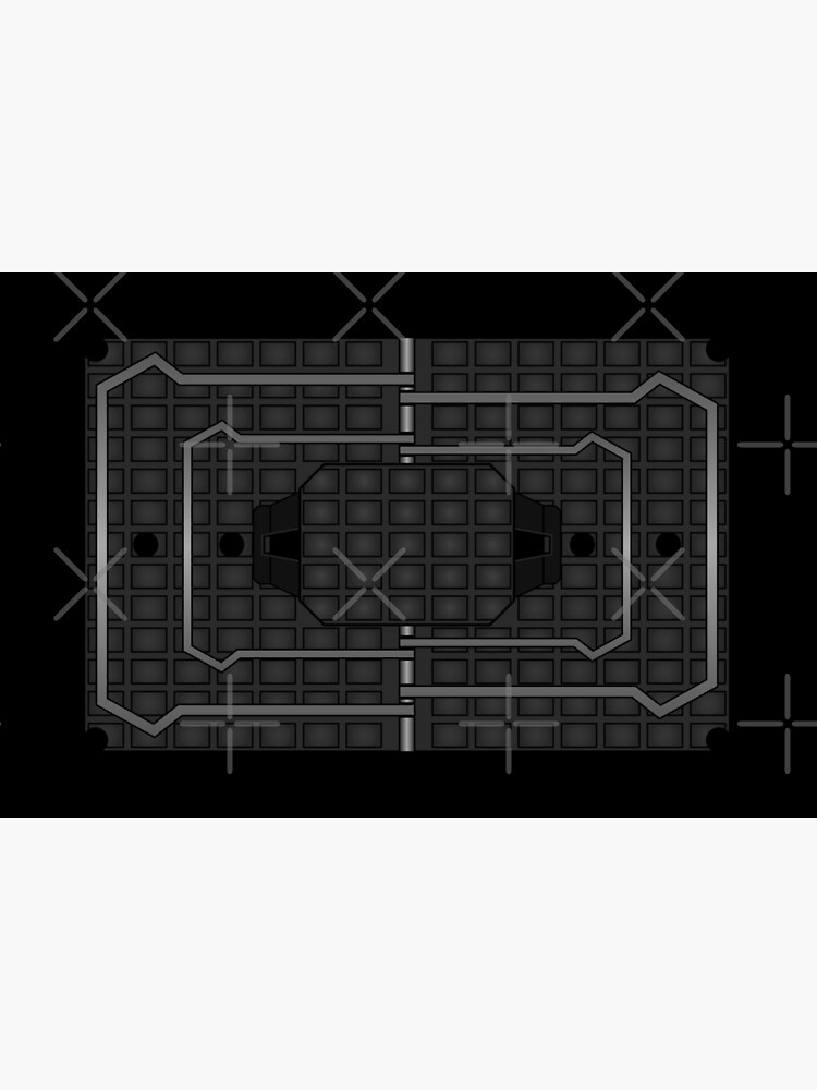 JTF2 Bath Mat / Bear Frost Trap  [Rx-RB] by RoufXis