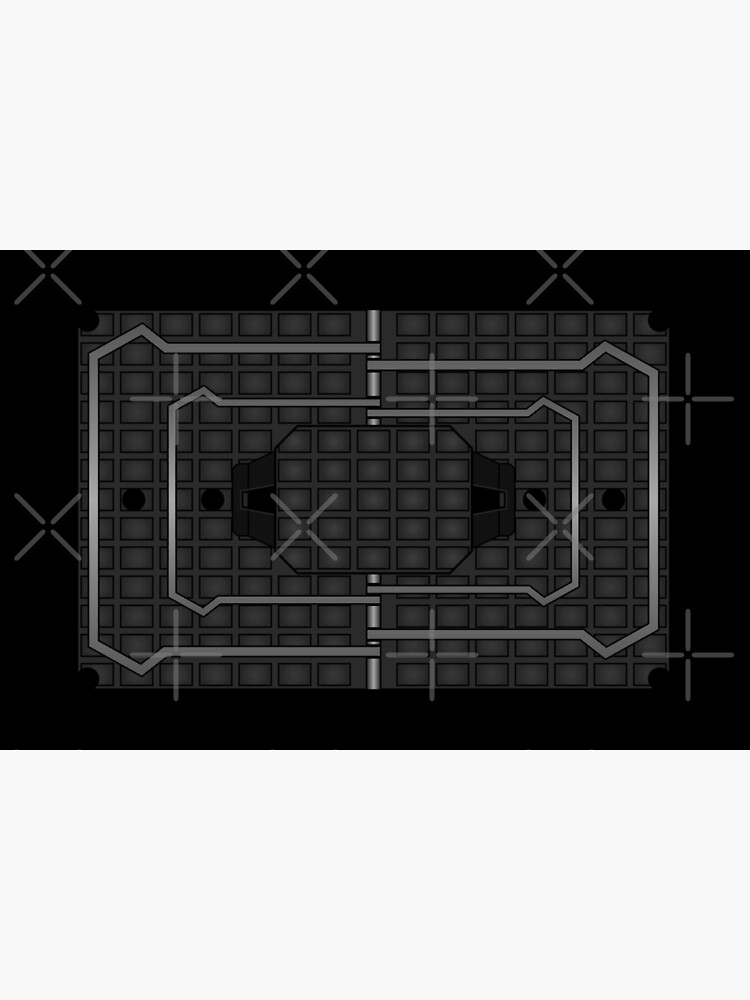 JTF2 Welcome Mat / Frost Trap [Rx-RB] by RoufXis