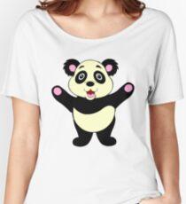Bear Hug Women's Relaxed Fit T-Shirt