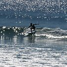 Riding the Diamond Wave  by Janie. D