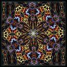 Krazed Flame by Rhonda Strickland