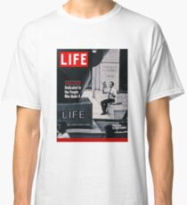 Walter Mitty LIFE Cover Classic T-Shirt