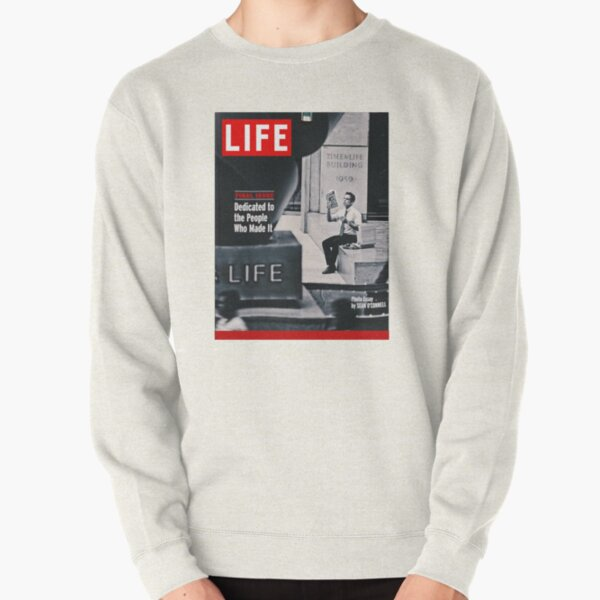 Walter Mitty LIFE Cover Pullover Sweatshirt
