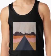 Cool Wind Desert Road Tank Top