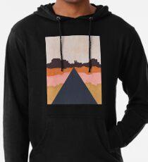 Cool Wind Desert Road Lightweight Hoodie