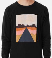Cool Wind Desert Road Lightweight Sweatshirt