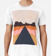 Cool Wind Desert Road Premium T-Shirt