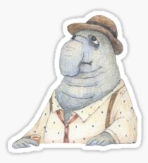 Elephant seal Sticker