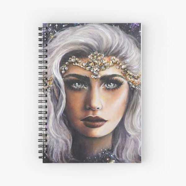 Universe Within You Spiral Notebook