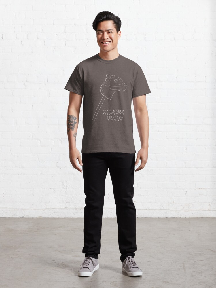 Alternate view of Pony White Classic T-Shirt