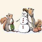Holiday Trimmings by Dan Tabata