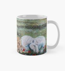 The Lion and the Unicorn (and friend) Classic Mug