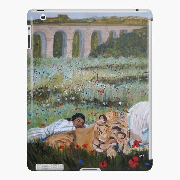 The Lion and the Unicorn (and friend) iPad Snap Case