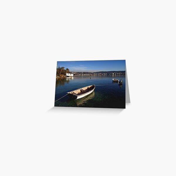 Merimbula Lake Greeting Card