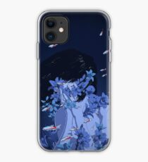Perfect Blue iPhone Case
