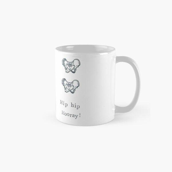 Hip Hip Hourra! Mug classique