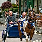 Trotting in Appleby by Brian Tarr