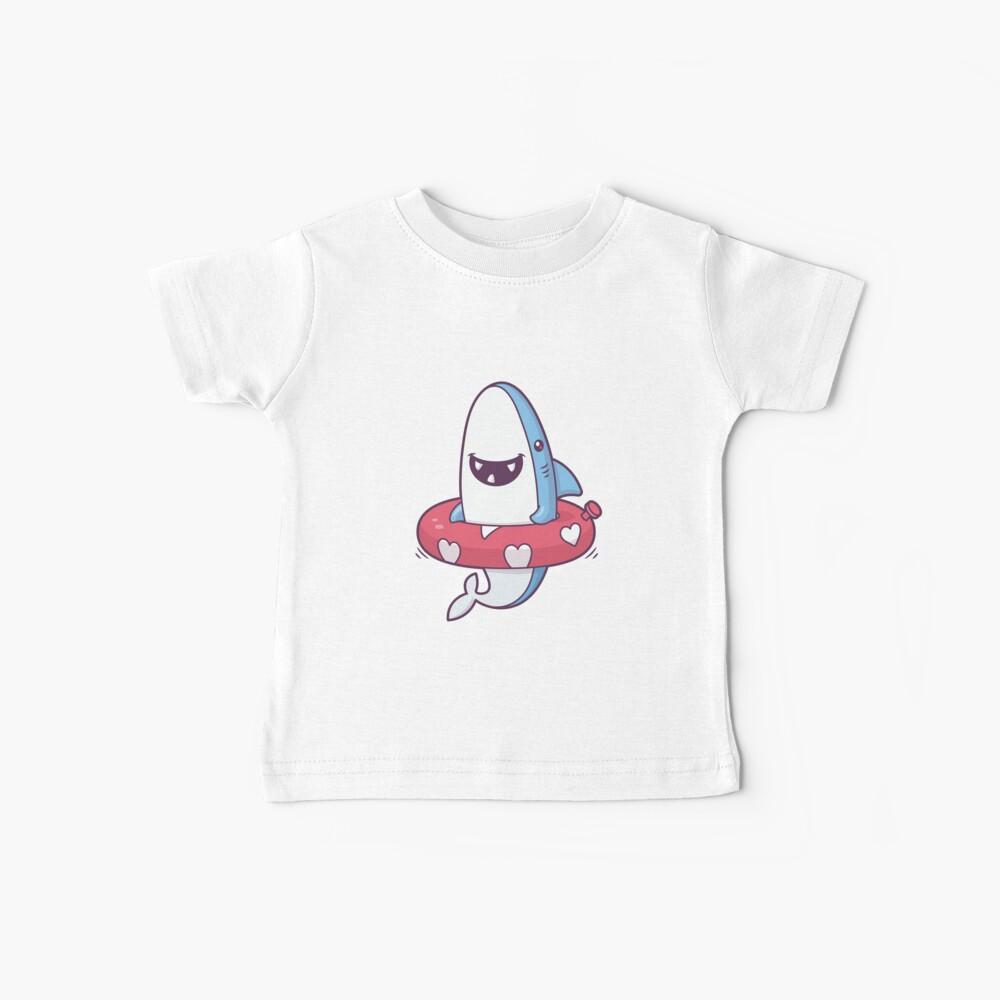 Shark Summer Fun Baby T-Shirt