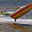 Honda Powerboat Grand Prix by Brian Tarr